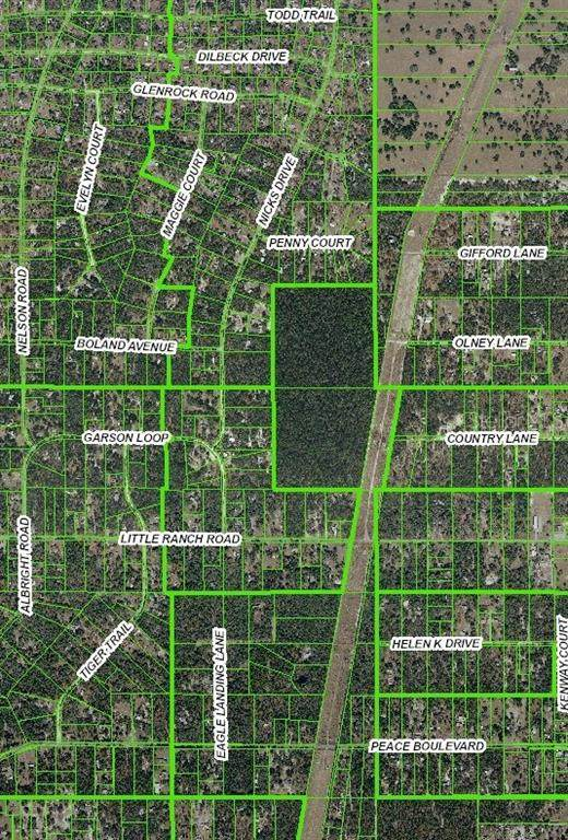 0 Little Ranch Rd. Street, Spring Hill, FL 34610 (MLS #W7813343) :: Heckler Realty