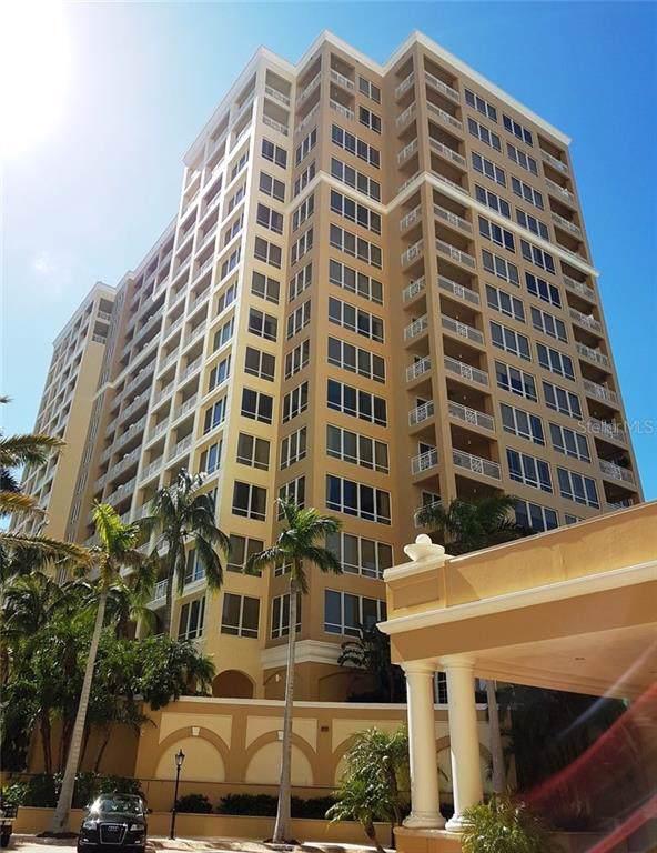 35 Watergate Drive #1804, Sarasota, FL 34236 (MLS #A4168324) :: Armel Real Estate