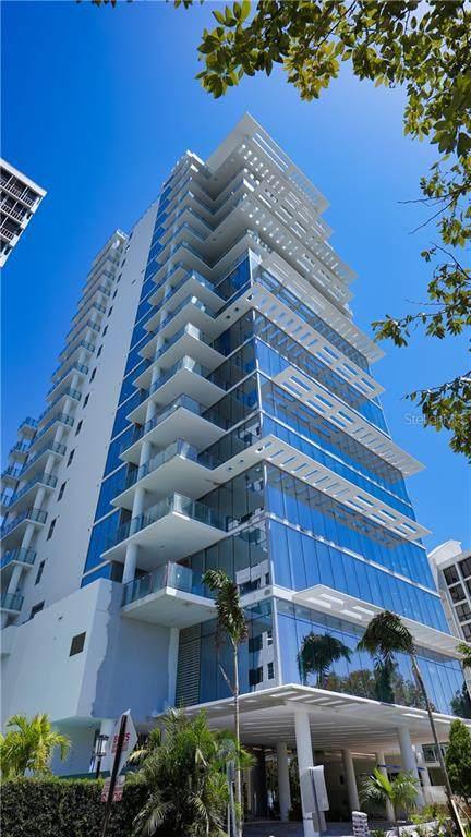 605 S Gulfstream Avenue 3W, Sarasota, FL 34236 (MLS #A4470704) :: CENTURY 21 OneBlue