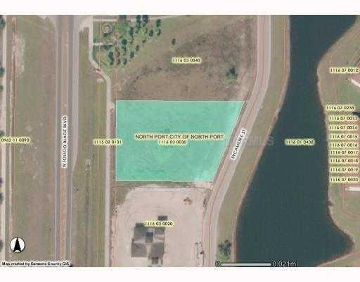 Lot 3,  Sycamore Street, North Port, FL 34289 (MLS #C7005009) :: Medway Realty