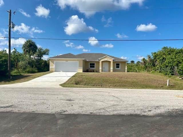 2303 Cornelius Boulevard, Port Charlotte, FL 33953 (MLS #D6120738) :: Delgado Home Team at Keller Williams