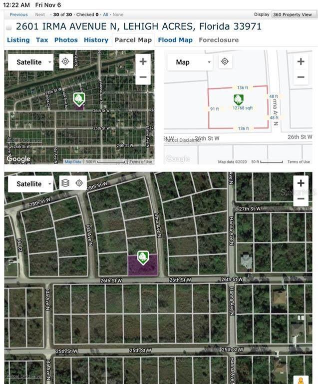 2601 Irma Avenue N, Lehigh Acres, FL 33971 (MLS #W7618576) :: Premier Home Experts