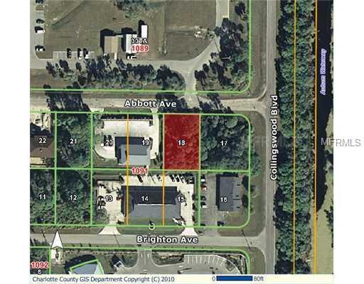 17515 Abbott Avenue, Port Charlotte, FL 33954 (MLS #C7017655) :: GO Realty