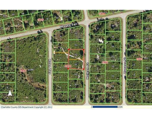 4373 Mclean Street, Port Charlotte, FL 33981 (MLS #C7037618) :: The BRC Group, LLC