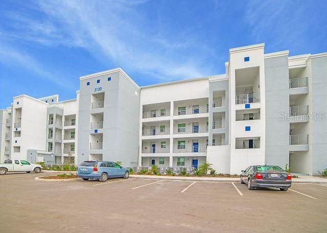3120 Paradox Circle #308, Kissimmee, FL 34746 (MLS #O5897698) :: Sarasota Property Group at NextHome Excellence