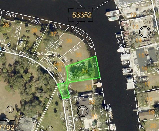 Lake Boulevard, Tarpon Springs, FL 34689 (MLS #W7803712) :: Mark and Joni Coulter   Better Homes and Gardens