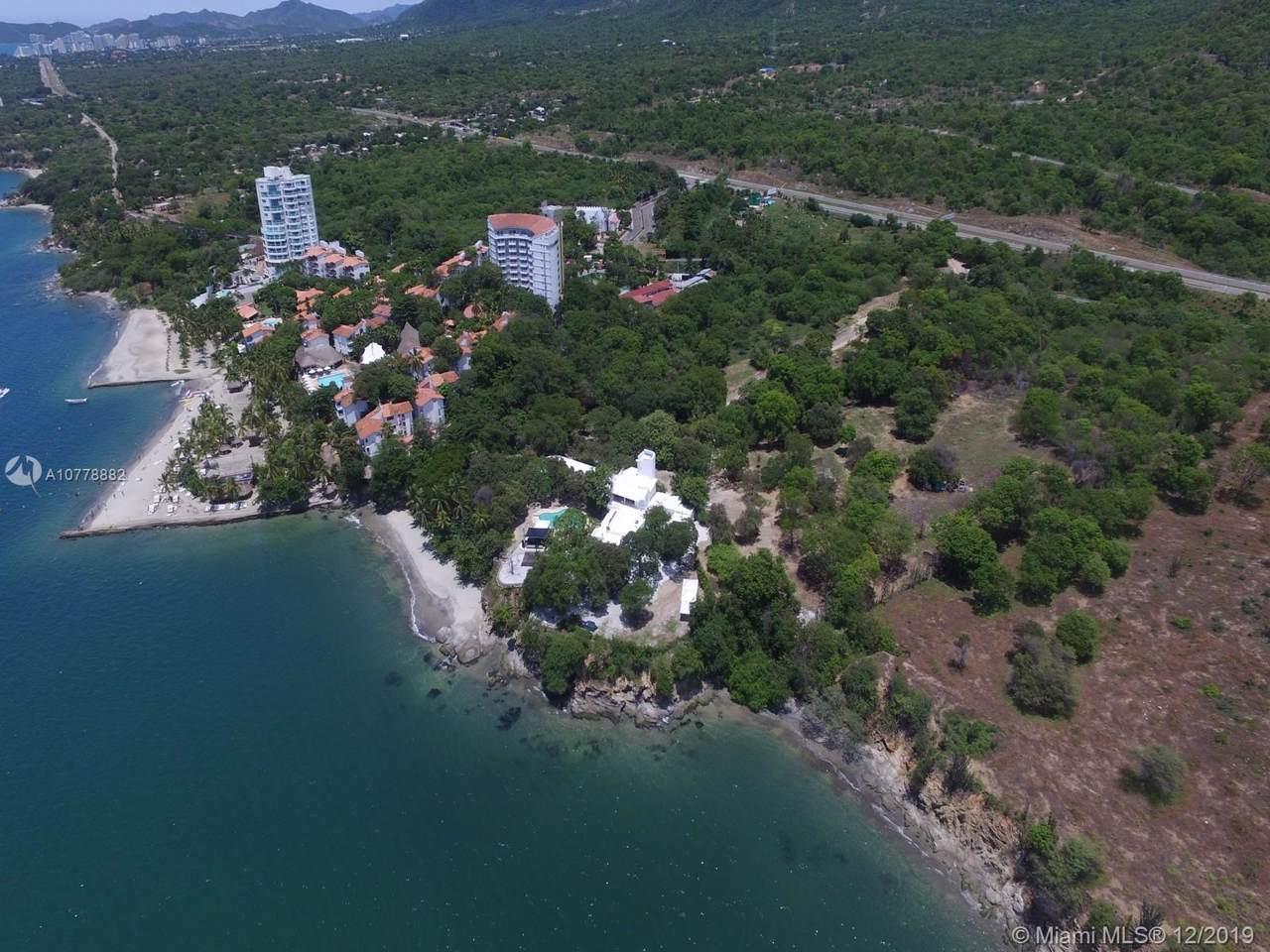 Santa Marta Lote De Playa Piedra Hincada 8 Hectare - Photo 1