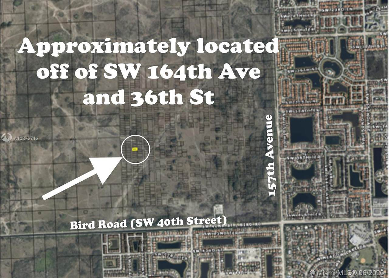 SW 164 Ave & 36 St Approx. - Photo 1