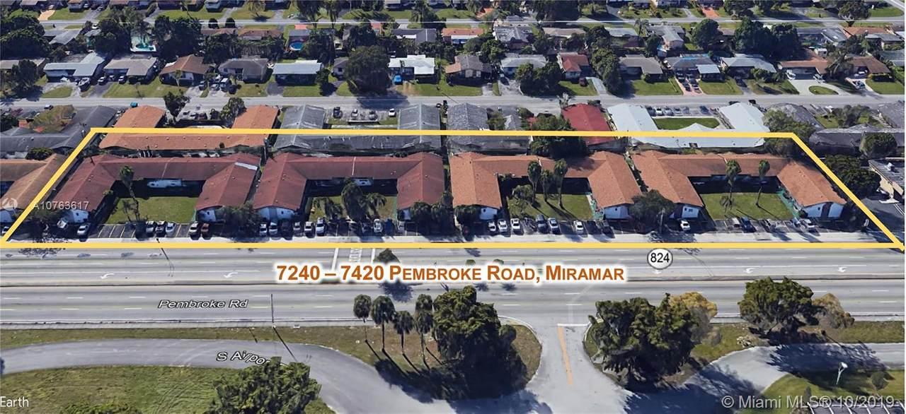 7420 Pembroke Rd - Photo 1