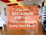 RESTAURANT 16850 Collins Ave#113-A, - Photo 1