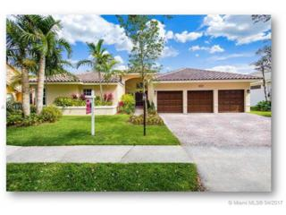 3521 Washington Ln, Cooper City, FL 33026 (MLS #A10219115) :: Green Realty Properties