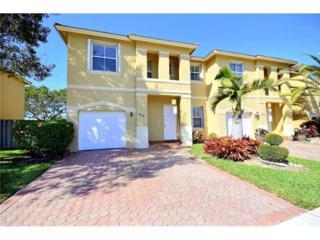 916 NW 135th Ter ., Pembroke Pines, FL 33028 (MLS #A10225849) :: Green Realty Properties