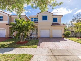 3879 SW 171st Ter #3879, Miramar, FL 33027 (MLS #A10244534) :: The Riley Smith Group