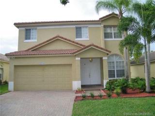16709 Sapphire Spgs, Weston, FL 33331 (MLS #A10246162) :: Green Realty Properties