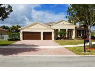 4793 Sunkist Way, Cooper City, FL 33330 (MLS #A10246204) :: Green Realty Properties