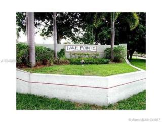 210 Lake Pointe Dr #213, Oakland Park, FL 33309 (MLS #A10247808) :: Green Realty Properties