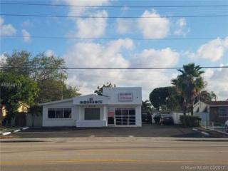6720 Taft St, Hollywood, FL 33024 (MLS #A10248110) :: Green Realty Properties