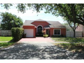 8430 SW 12th Ct, Pembroke Pines, FL 33025 (MLS #A10258213) :: Green Realty Properties