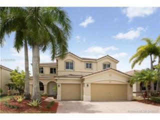 966 Lavender Cir, Weston, FL 33327 (MLS #A10262650) :: Green Realty Properties