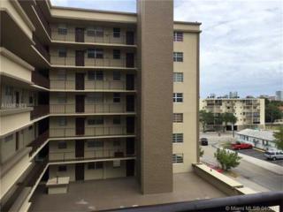1811 Jefferson St #510, Hollywood, FL 33020 (MLS #A10263571) :: Green Realty Properties
