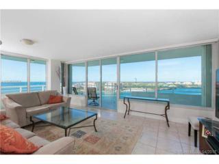 400 S Pointe Dr #1803, Miami Beach, FL 33139 (MLS #A10265358) :: The Riley Smith Group