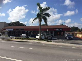 6300 Miramar Pkwy, Miramar, FL 33023 (MLS #A10266976) :: Green Realty Properties