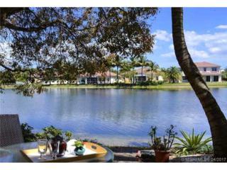 3823 SW 169th Ter #3823, Miramar, FL 33027 (MLS #A10266988) :: Green Realty Properties