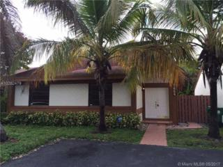 9654 SW 148th Ct, Miami, FL 33196 (MLS #A10282479) :: The Riley Smith Group