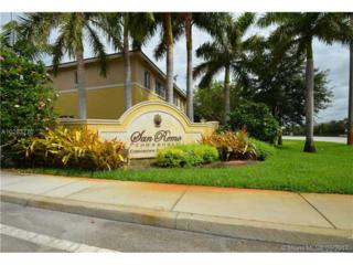 1953 SW 60 Ave #1953, North Lauderdale, FL 33068 (MLS #A10283270) :: Castelli Real Estate Services