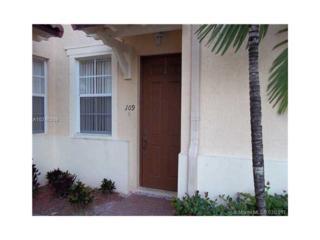 1550 NE 33rd Ave 109-8, Homestead, FL 33033 (MLS #A10246208) :: The Riley Smith Group