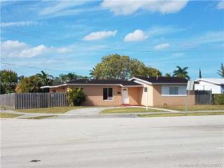 7371 NW 169th St, Hialeah, FL 33015 (MLS #A10248502) :: Green Realty Properties