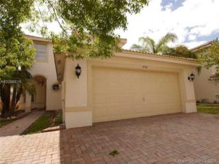 4346 SW 129th Way, Miramar, FL 33027 (MLS #A10266616) :: Green Realty Properties