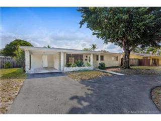 192 SW 54th Ave, Plantation, FL 33317 (MLS #A10244326) :: Green Realty Properties
