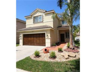 477 Fishtail Ter, Weston, FL 33327 (MLS #A10244491) :: Green Realty Properties
