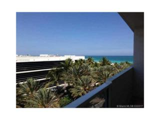 100 Lincoln Rd #543, Miami Beach, FL 33139 (MLS #A10245832) :: The Riley Smith Group