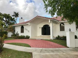 6915 SW 92nd Ct, Miami, FL 33173 (MLS #A10246395) :: The Riley Smith Group