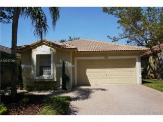 4119 Sapphire Bnd, Weston, FL 33331 (MLS #A10247064) :: Green Realty Properties