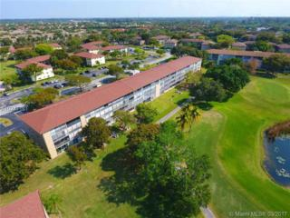13450 SW 3rd St 206D, Pembroke Pines, FL 33027 (MLS #A10247161) :: Green Realty Properties