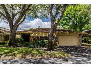 95 Juniper Rd #95, Hollywood, FL 33021 (MLS #A10247294) :: Green Realty Properties
