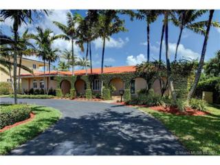 12765 SW 57th Ave, Coral Gables, FL 33156 (MLS #A10260175) :: The Riley Smith Group