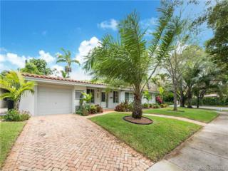 401 Garlenda Ave, Coral Gables, FL 33146 (MLS #A10262851) :: The Riley Smith Group