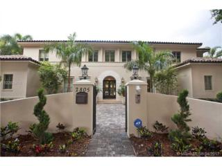 2805 Columbus Blvd, Coral Gables, FL 33134 (MLS #A10263914) :: The Riley Smith Group