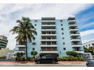 720 Collins Ave #306, Miami Beach, FL 33139 (MLS #A10265197) :: The Riley Smith Group
