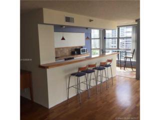 3400 NE 192nd St #1401, Aventura, FL 33180 (MLS #A10265818) :: Green Realty Properties