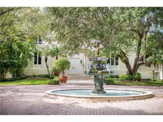450 Ridge Rd, Coral Gables, FL 33143 (MLS #A10277926) :: The Riley Smith Group