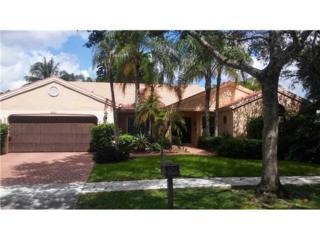 3651 Washington Ln, Cooper City, FL 33026 (MLS #A10147528) :: Green Realty Properties