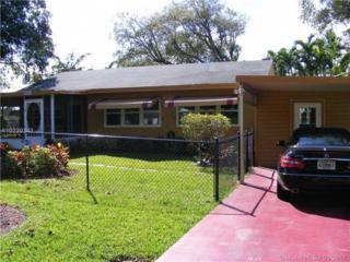4625 SW 27th Ave, Dania Beach, FL 33312 (MLS #A10239343) :: Green Realty Properties