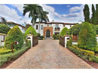 119 Paloma Dr, Coral Gables, FL 33143 (MLS #A10241008) :: The Riley Smith Group