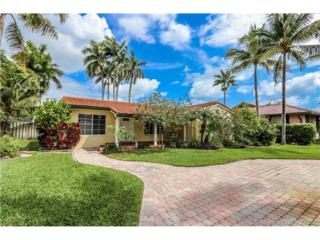 1215 Jefferson St, Hollywood, FL 33019 (MLS #A10242593) :: Green Realty Properties