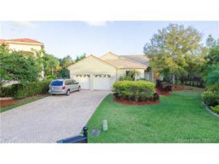 1320 Camellia Ln, Weston, FL 33326 (MLS #A10243757) :: Green Realty Properties